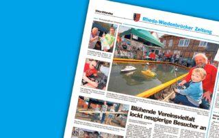 Vereinemarkt Wiedenbrück